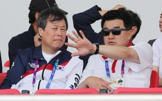 S. Korea proposes joint teams with N. Korea at Tokyo 2020