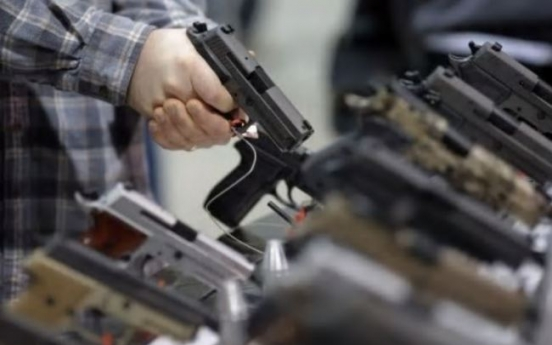 [Newsmaker] 89 killed or wounded in firearms accidents over 7 years