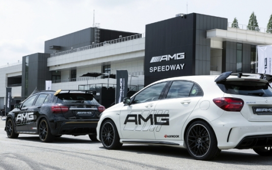 Hankook Tire signs exclusive supply deal with AMG Speedway