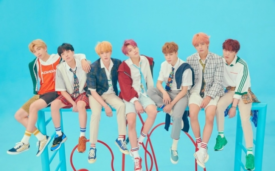 BTS' 'Love Yourself: Answer' rules local charts