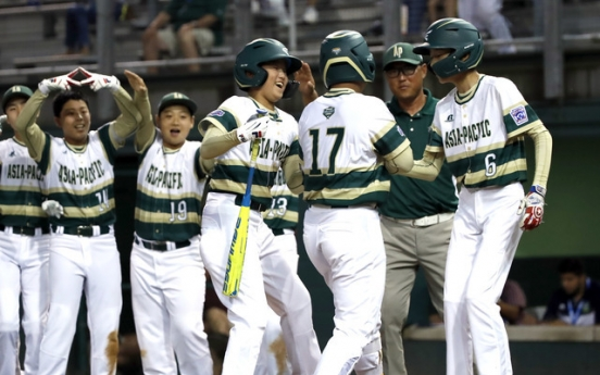 South Korea and Japan meet for a spot in LLWS championship