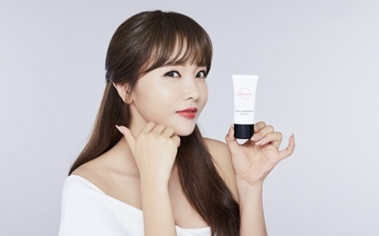 Hong Jin-young sells own brand out via home shopping
