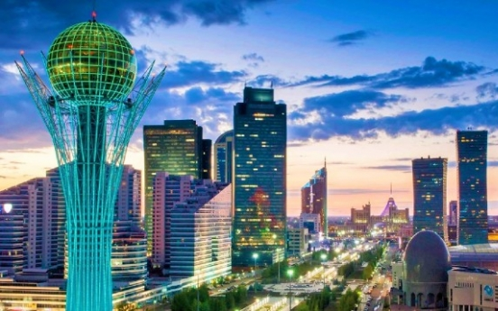 Kazakhstan's urban, natural wonders unveiled