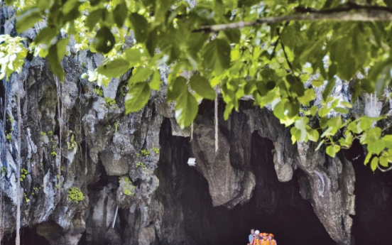 Philippine Palawan touts ecotourism riches
