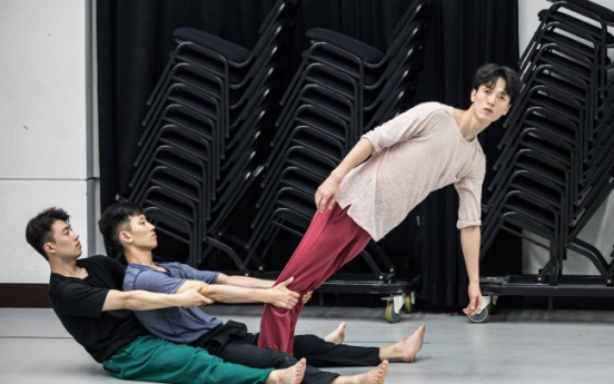 'Step-Up,' KNCDC features new works by local choreographers