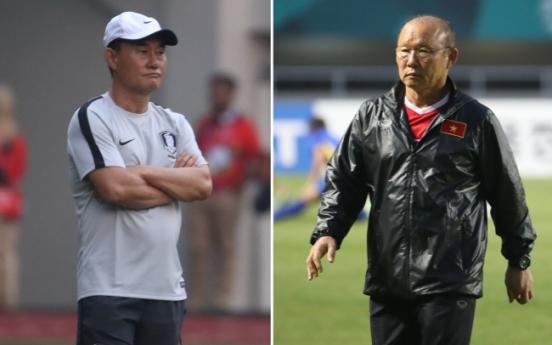 Vietnam vs South Korea: clash of the coaches