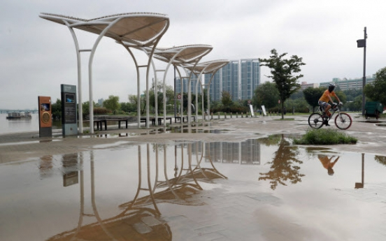 [Weather] More rain to lash Korea, cease in the afternoon