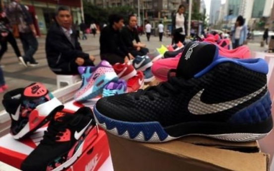 Man profits W1.7b from selling counterfeit shoes to thousands
