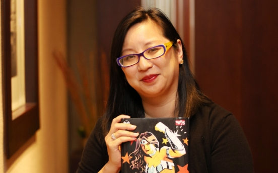 [Herald Interview] Comic book writer works to better represent women in comics