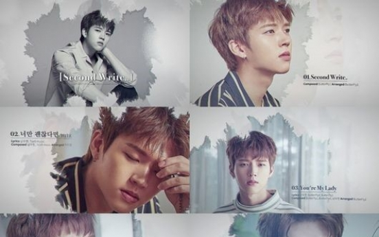 Infinite's Woohyun releasing another solo album
