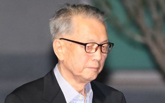 Prosecution requests 4 years prison for ex-president's chief of staff