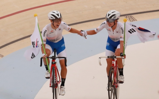 Cyclist picks up 4th gold