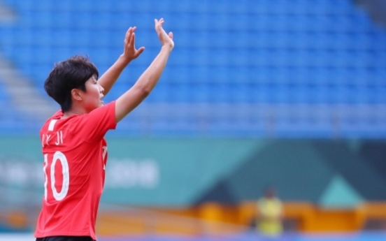 S. Korean women collect 3rd straight bronze in football