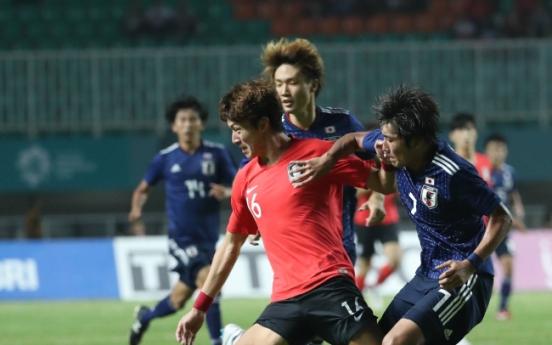 Striker becomes fan favorite in South Korea's gold medal run