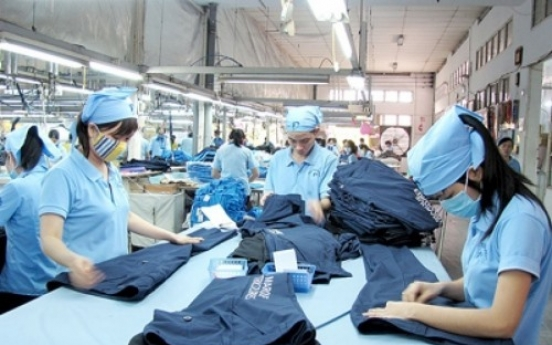 South Korea hungry for Vietnamese garments