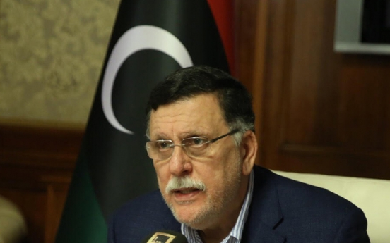 Libyan head of state calls off S. Korea visit due to domestic issues