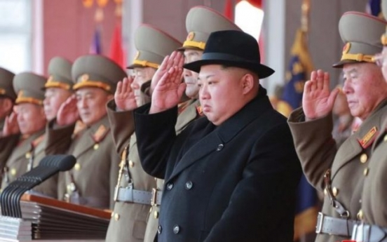 N. Korea preparing toned-down military parade: analysts