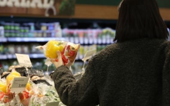 Korea's consumer prices up 1.4% in August