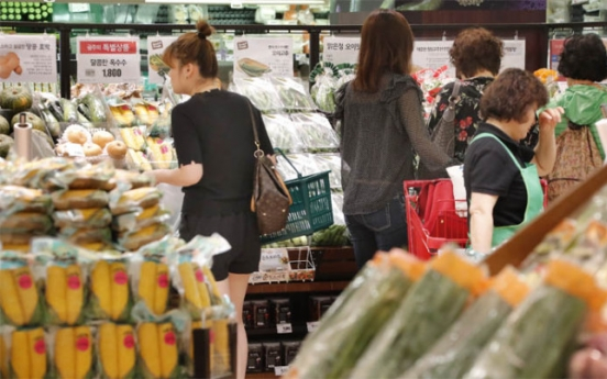 Consumer prices remain unstable ahead of Chuseok