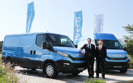 Iveco releases New Daily Euro 6 here