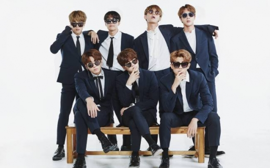 BTS commended by President Moon for Billboard success