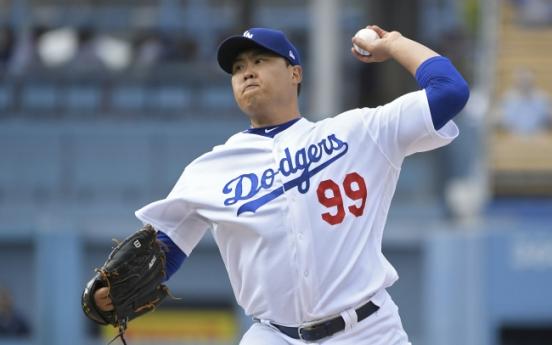 Dodgers' Ryu Hyun-jin 1st career loss vs. Mets
