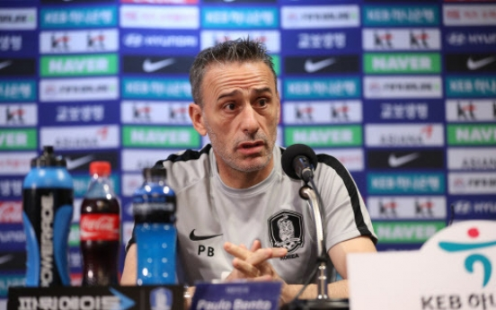Paulo Bento vows to show his football philosophy in S. Korea coaching debut