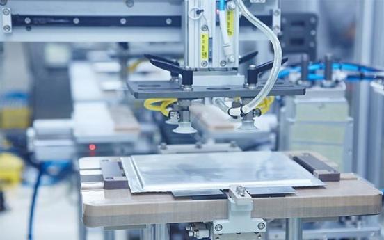 SK Innovation shares climb on battery biz boost