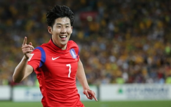 Son Heung-min wraps up tight monthlong schedule with Korea