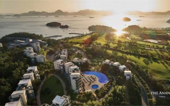 Ananti Namhae recognized at World Travel Awards for 12th year