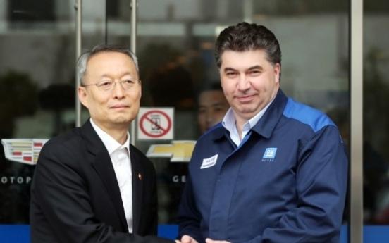 GM Korea reaffirms need to set up R&D entity