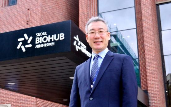 [Herald Interview] Seoul Bio Hub leads Korea's biotech cluster efforts