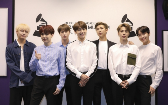 BTS nominated for American Music Awards