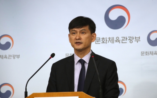 Culture Ministry requests prosecution probe of officials over blacklist scandal