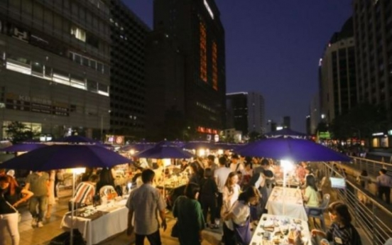Night markets open across Seoul this weekend