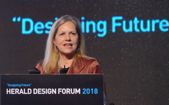 [Herald Design Forum 2018] Limited access to Korean architecture explains lack of international prize winners from Korea: Martha Thorne