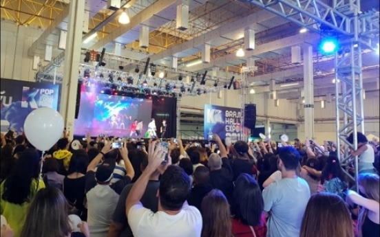 K-culture festival opens in Brazil amid keen public interest
