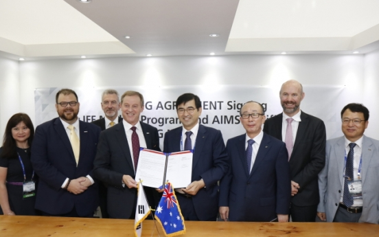 LIG Nex1 partners with KBR to upgrade military systems