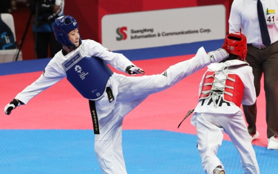 Taekwondo fighter to sit out int'l competition after drunk driving incident