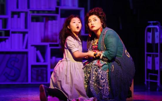 [Herald Review] Musical Matilda packs fun, wit, impressive visuals