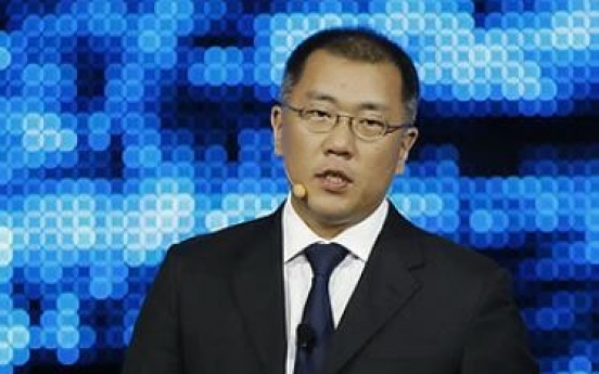Hyundai Motor Chief Vice Chairman Chung to return from US mission