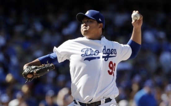 Dodgers' Ryu Hyun-jin spins another gem vs. Padres