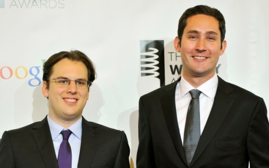Instagram co-founders resigning: report