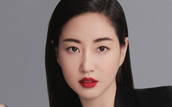 Kim Sa-rang embraces sexy look for Vogue