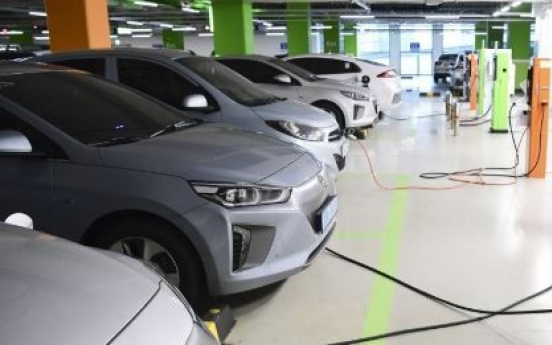 서울시, 전기·수소차 1천740대 추가보급…2022년 8만대 목표