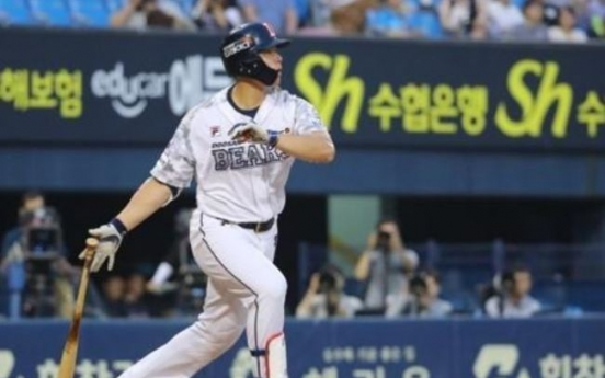 Late-blooming slugger learns to keep emotions in check