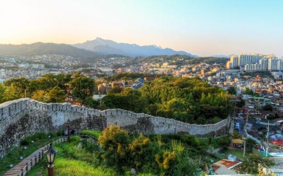 Taking in Seoul's hidden gems along Fortress Wall
