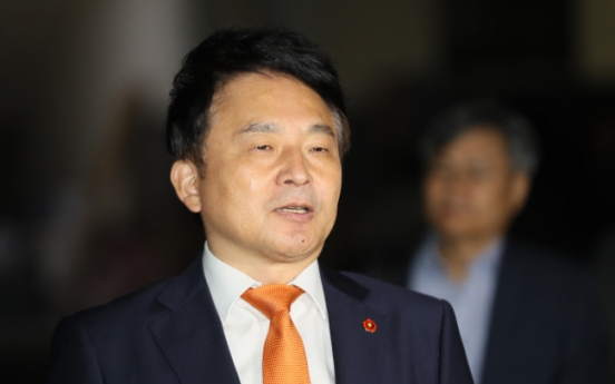 Jeju governor under probe for alleged violation of election law, bribery