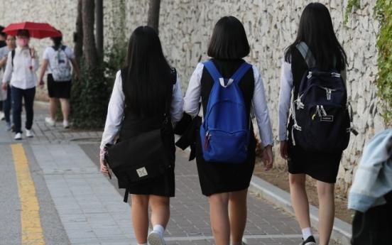 Seoul to allow schoolchildren to dye or perm their hair