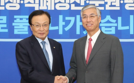 Chinese ambassador says Seoul-Beijing ties fully back on track